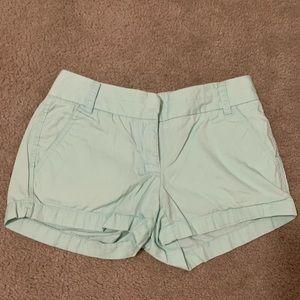 Pants - J Crew chino shorts